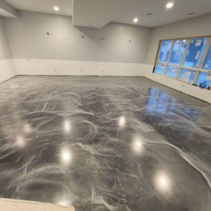 Epoxy Commercial Floor Coatings