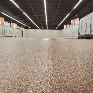 Inudstrial Concrete Floor